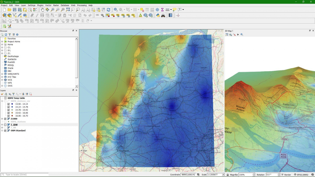 IHE Delft and Nieuwland Geo-information launch online course on GIS