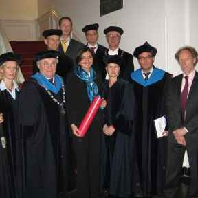 Ms. Denys Villa Gomez succesfully defended her PhD thesis