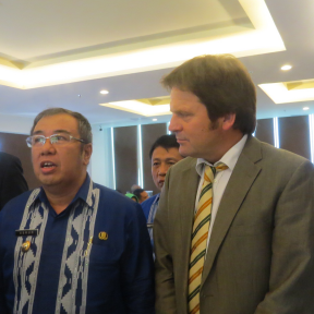 Kendari Indonesia, growing towards a green and sustainable city