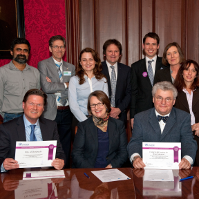 UNESCO-IHE, Cities of Delft and Dordrecht join global UN Campaign on Making Cities Resilient