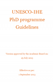 PhD Dissertation Manual - Office of the Provost - University of