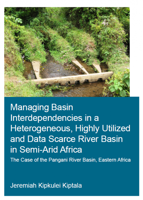 Thesis on water management