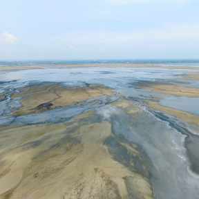 Study on shoreline change along inlet-interrupted coastlines published in Nature Scientific Reports